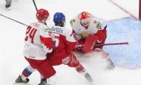 Россияне проиграли чехам на молодежном чемпионате мира в Канаде