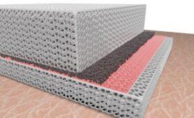 Создан согревающе-охлаждающий материал для одежды