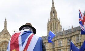 Парламент Великобритании одобрил торговое соглашение с ЕС по Brexit — ПРАЙМ, 30.12.2020