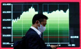 Японский фондовый индекс Nikkei обновил максимум с 1990 года