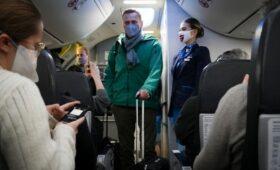 Возвращение, задержание и арест Алексея Навального. Главное
