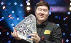 20-летний Янь Бинтао выиграл снукерный Мастерс