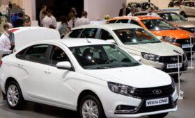 Названы самые продаваемые автомобили в России в 2020 году