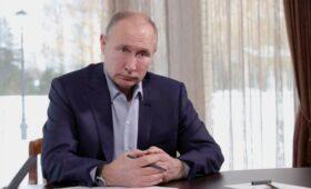 Путин ответил на митинги 23 января словами «так политика не делается»