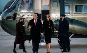 Трамп в прощальной речи перечислил главные успехи на посту президента