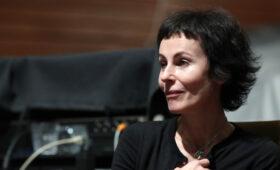 Ирина Апексимова: Очень надеюсь, что время на сцену у меня останется. ЭКСКЛЮЗИВ.