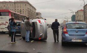 В Москве количество смертельных ДТП снизилось на 16% — ПРАЙМ, 10.01.2021
