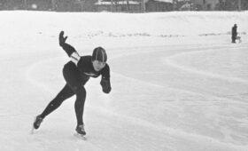 Умерла советская конькобежка Тамара Рылова