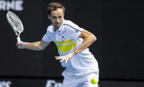 Медведев обыграл Рублева и вышел в полуфинал Australian Open