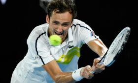 Первый после Сафина: россиянин Медведев стал финалистом Открытого чемпионата Австралии