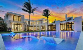 Самый дорогой дом во Флориде купил инвестор из «Списка Мидаса»
