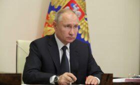 Путин поручил изучить возможность смягчения наказания за экстремизм