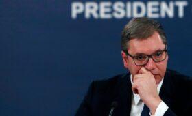 Полиция Сербии сообщила о готовившемся покушении на президента Вучича
