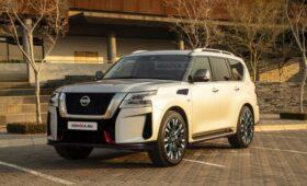 Новый Nissan Patrol Nismo 2022