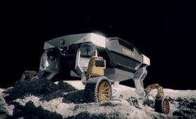 Hyundai разработала авто-трансформер для марсианского бездорожья