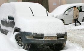 Автомобилистам Москвы рекомендуют отложить поездки на более позднее время — ПРАЙМ, 20.02.2021
