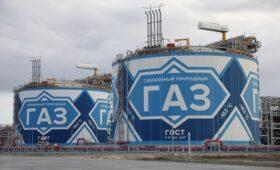 Новак анонсировал строительство более десяти СПГ-заводов в России