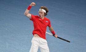 Рублев вышел во второй круг Открытого чемпионата Австралии