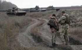 Кремль увидел риск военного решения в Донбассе после санкций Зеленского
