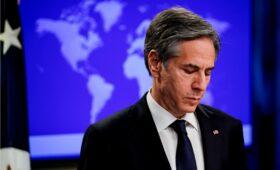 Госсекретарь США опроверг причастность Вашингтона к протестам в России