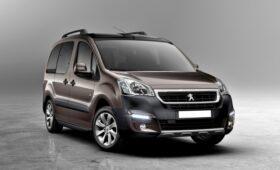 Peugeot Partner, Citroen Berlingo и Opel Combo в РФ: пассажирская версия с АКП Aisin
