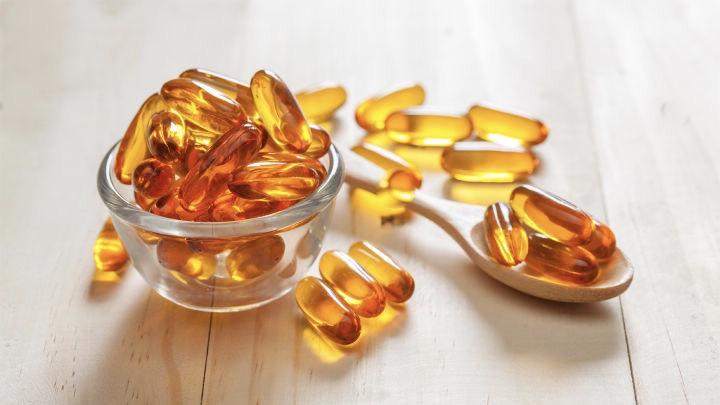 Витамин Омега 3 польза