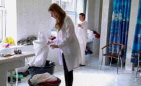 Власти Подмосковья предложили способ утилизировать медицинские маски