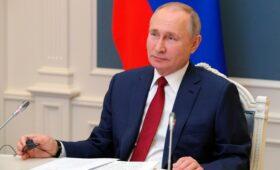 Путин назвал условия введения мер против иностранных интернет-сервисов
