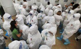 Счетная палата оценила величину расходов на борьбу с пандемией