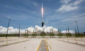 SpaceX назвала имя второго члена экипажа коммерческого рейса Crew Dragon — ПРАЙМ, 23.02.2021