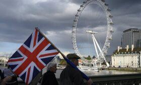 ВВП Великобритании в 2020 году упал на рекордные 9,9% — ПРАЙМ, 12.02.2021