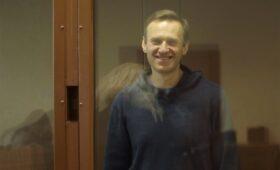 Песков рассказал о выборе синонимов к имени Навального