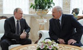 Названа главная тема предстоящих переговоров Путина и Лукашенко — ПРАЙМ, 22.02.2021