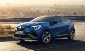 Renault Captur-2021: отставка дизеля, версия «под спорт» и обновки для топового SUV