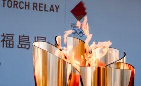 В Японии не исключили приостановку эстафеты олимпийского огня из-за COVID-19
