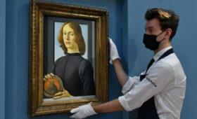 Рекорд Боттичелли: шедевр итальянского художника ушел с молотка за $92 млн