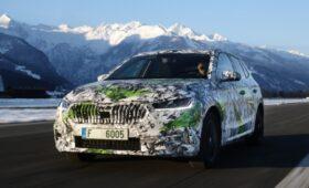 Новая Skoda Fabia: крупнее родственников от Audi и VW, без дизеля, зато с турбочетверкой TSI