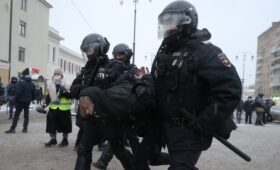 Полиция проверит более 100 жалоб на действия силовиков на акциях в Москве
