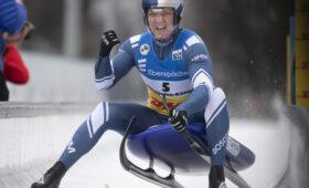 Репилов стал многократным чемпионом мира по санному виду спорта