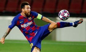 Месси забил 650-й гол в составе «Барселоны»