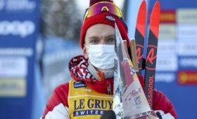 Большунов в Фалуне смёл норвежцев с лыжни и победил