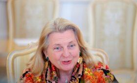Танцевавшую с Путиным экс-главу МИД Австрии выдвинули в совдир «Роснефти»