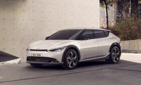 Кросс-хэтч Kia EV6 объявлен первенцем нового дизайна, но некоторые решения мы уже видели