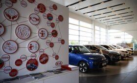 В России в феврале снизились продажи легковых авто с пробегом — ПРАЙМ, 09.03.2021