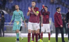 «Рома» обыграла «Шахтер» и вышла в четвертьфинал Лиги Европы