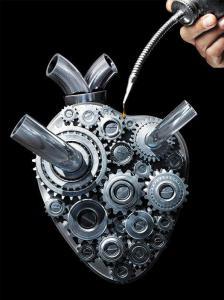 К 2028 людям подарят сердца-роботы