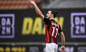 «Манчестер Юнайтед» сыграл вничью с «Миланом» в первом матче 1/8 финала Лиги Европы