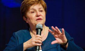 Директор МВФ оценила положение женщин в экономике — ПРАЙМ, 08.03.2021