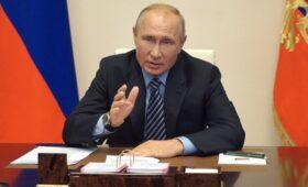 Путин посоветовал бизнесу инвестировать «лучше в дом»