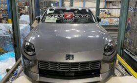 Серийный Nissan 400Z: не такой «гладкий», как прототип, но фанаты довольны